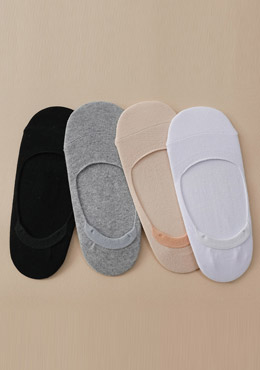 [CHUU] Basic Cotton Socks