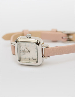 [CHUU] Classic Leather Watch - 韓国通販 chuu
