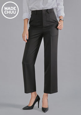 chuu perfect set-up suit pants