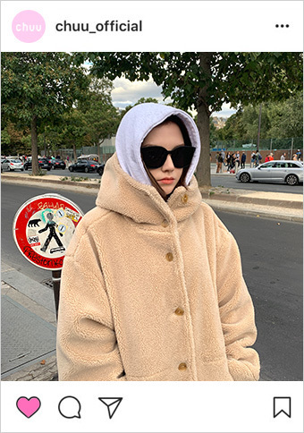 Dumble polar bear parka